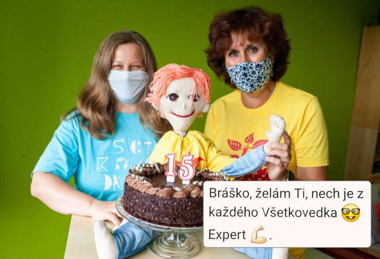 15. výročie Experta