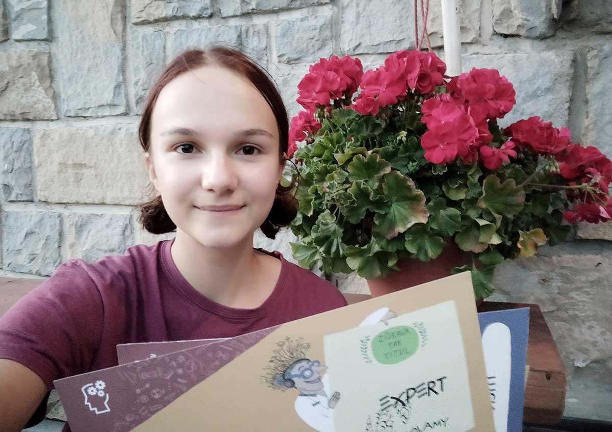 Lucia – Top Expertka v Mozgolamoch a Tajomstvách prírody